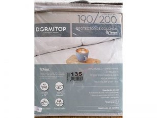 Oferta de Protector colchón TENCEL 135 por 23€
