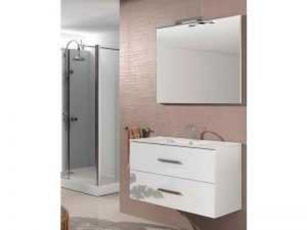 Oferta de Mueble de baño mod. SPRING 80 cm blanco por 290€
