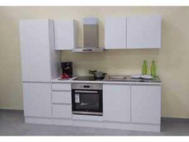 Oferta de Conjunto cocina con fregador «83400/03» blanco *SIN INSTALACIÓN* por 590€