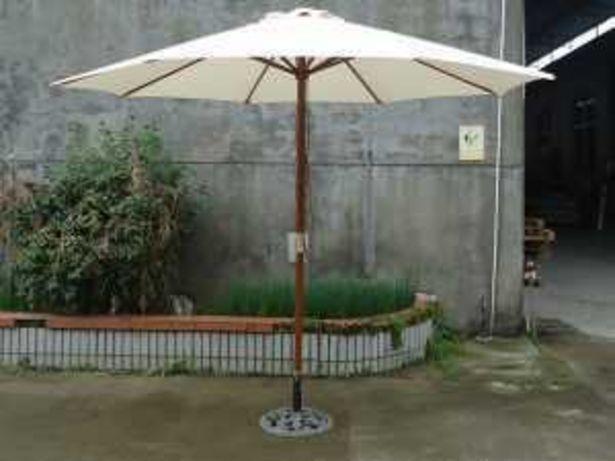 Oferta de Parasol de madera mod. NFWP-2111 por 65€