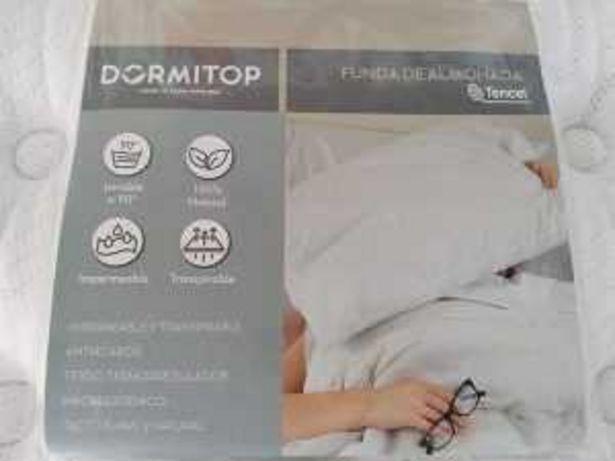 Oferta de Funda de almohada TENCEL 70 por 6€