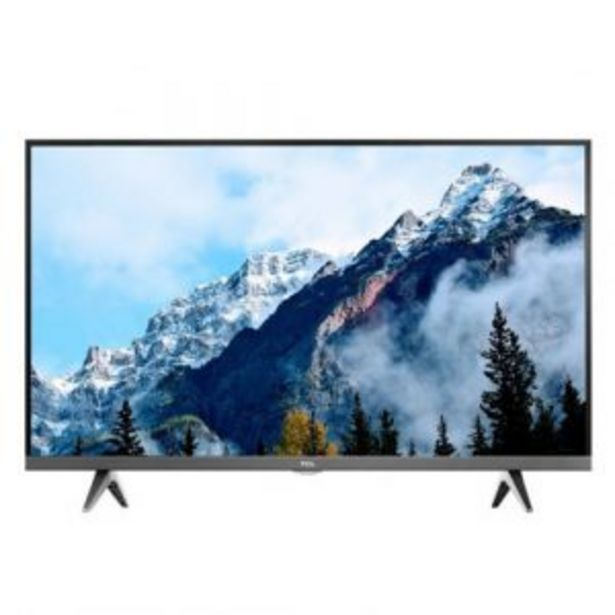 Oferta de Televisor LED 32″ HD TCL 32ES560 Android TV por 199€