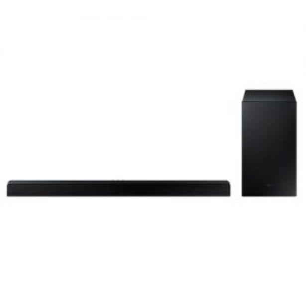 Oferta de Barra Sonido 410W Samsung HWA550ZF por 335€