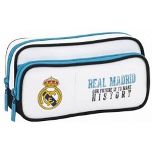 Oferta de  Portatodo Real Madrid (safta)  por 5,99€