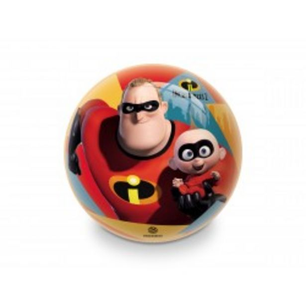 Oferta de  Los Increíbles Balón 230  por 3,99€