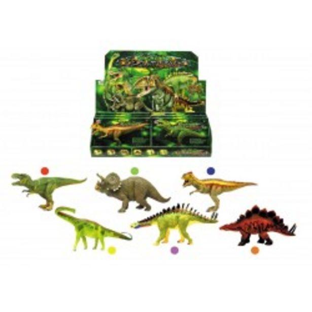 Oferta de  Dinosaurios 18 cm josbertoys (265)  por 4,99€