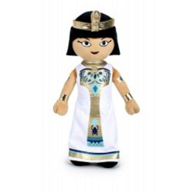 Oferta de  Peluche Cleopatra 30cm - Playmobil  por 7,99€