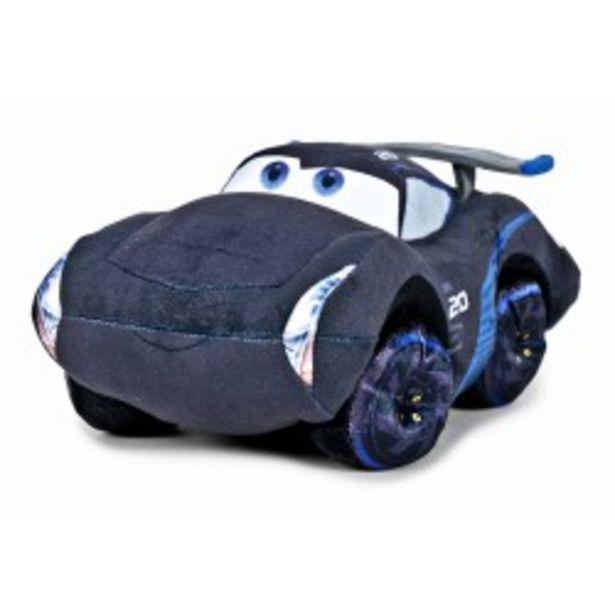 Oferta de  Peluche Jackson Storm 17 cm - Cars 3  por 4,99€