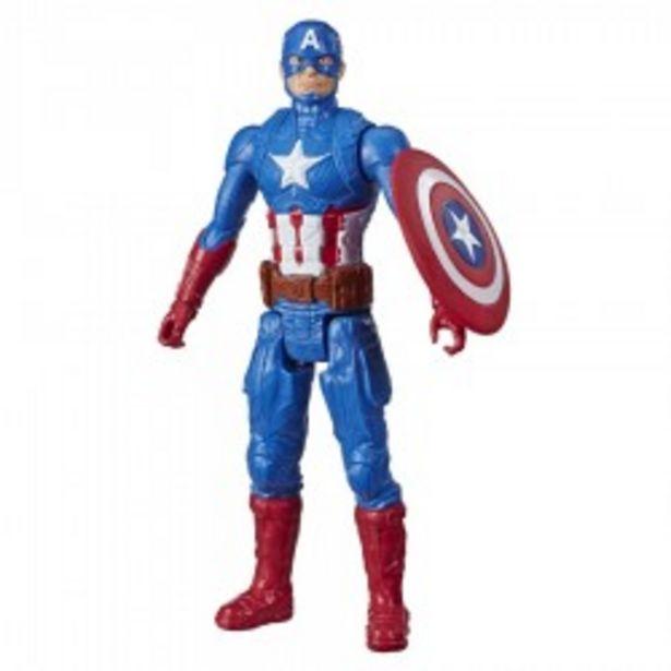 Oferta de  Avengers - Titan Hero Figuras hasbro...  por 14,99€