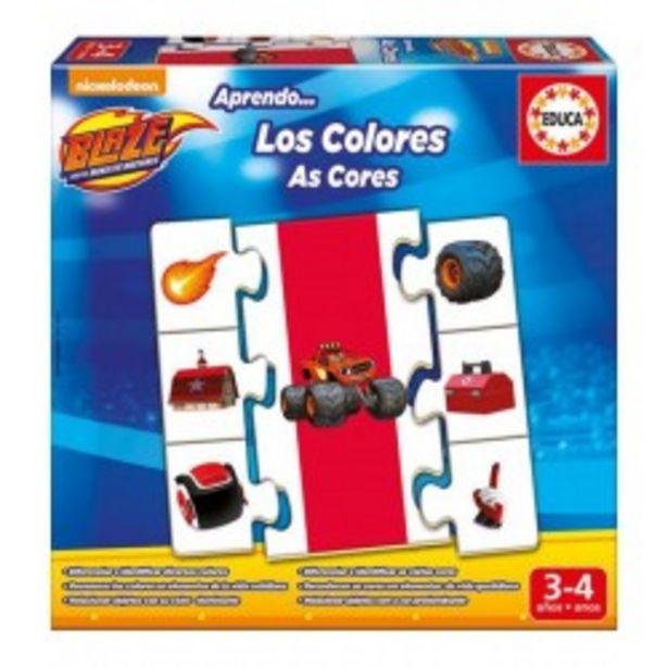 Oferta de  Blaze Aprendo los colores educa (16993)  por 3,99€