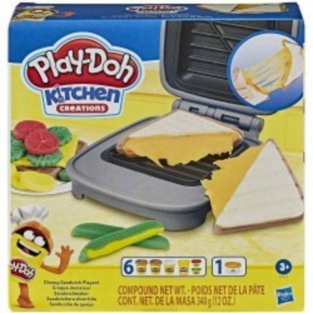 Oferta de  Play-Doh Sandwichera hasbro (E76235L0)  por 10,99€