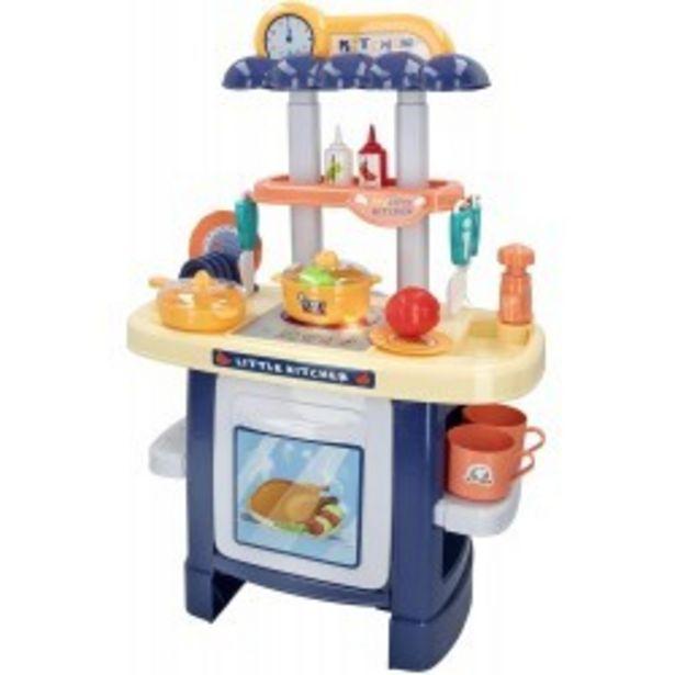 Oferta de  Cocina con luz y sonido colorbaby (46654)  por 19,99€