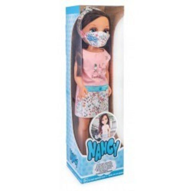 Oferta de  Nancy Un día con mascarilla Trendy famosa...  por 14,99€