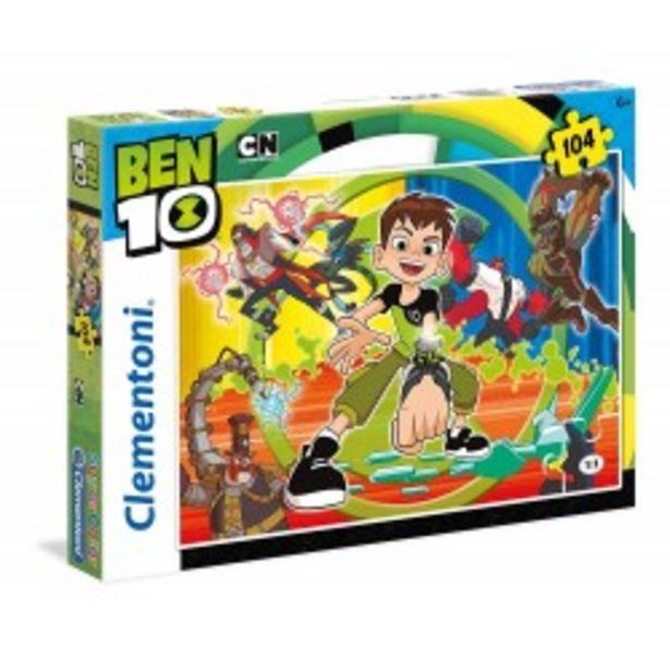 Oferta de  Puzzle Ben 10 - 104 pcs  por 6,99€
