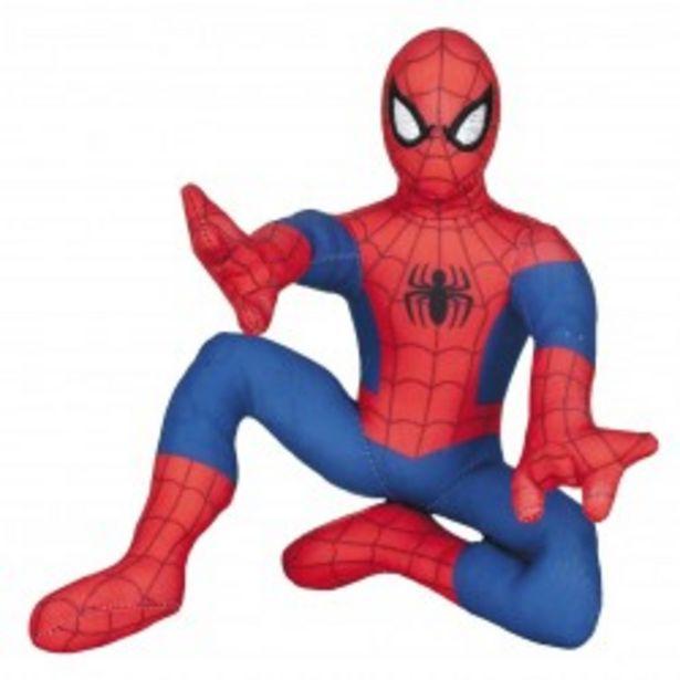Oferta de  Spiderman lanza telarañas 30cm  por 5,99€
