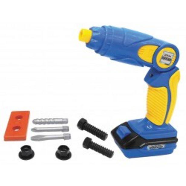Oferta de  Taladro Workshop Tool Blue josbertoys (252)  por 6,99€
