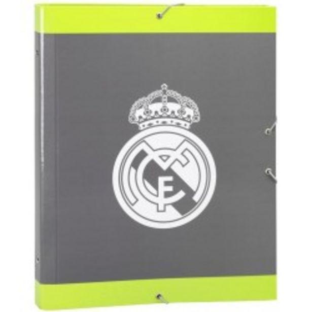 Oferta de  Carpeta folio Real Madrid (safta)  por 3,99€