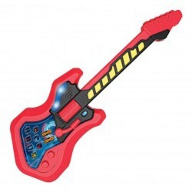 Oferta de  Guitarra elétrica cool kidz winfun (44747)  por 15,99€