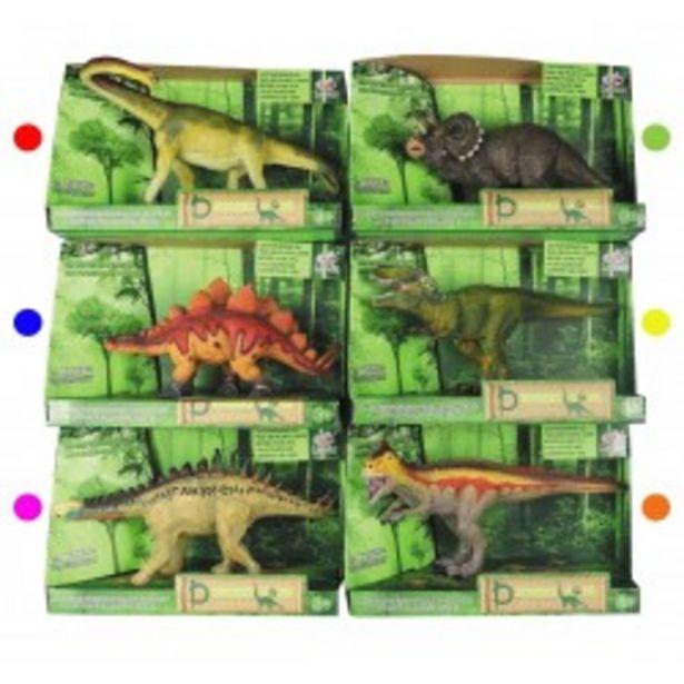 Oferta de  Dinosaurios 26 cm josbertoys (519)  por 7,99€