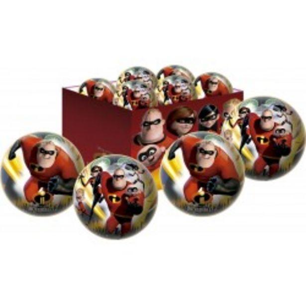 Oferta de  Los Increíbles Balón 150  por 1,75€
