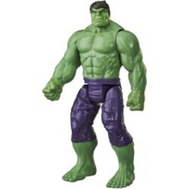 Oferta de  Avengers - Figura Titan Hero Deluxe Hulk...  por 21,99€