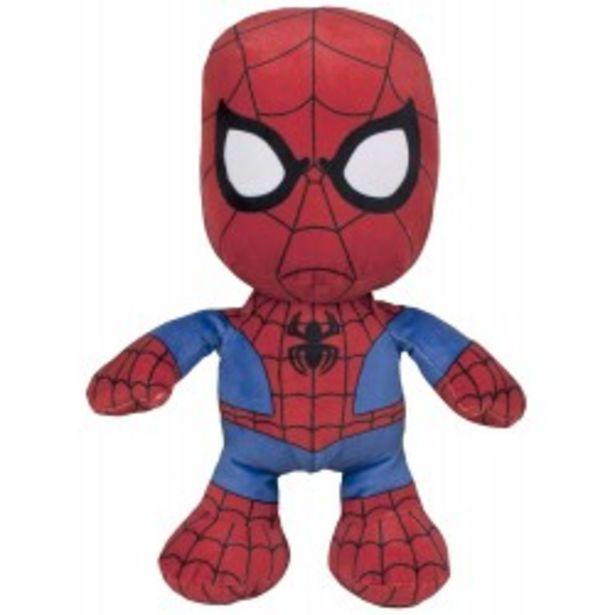 Oferta de  Peluche Spiderman 30 cm  por 12,99€