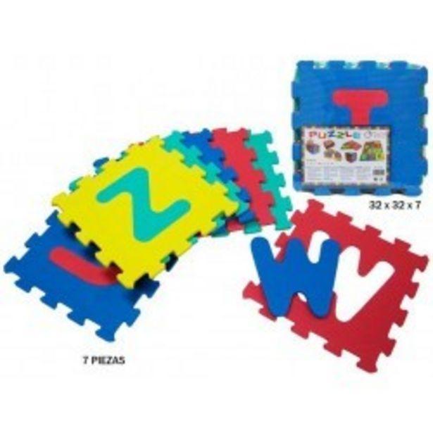 Oferta de  Puzzle eva 7 piezas rama (64803)  por 5,99€
