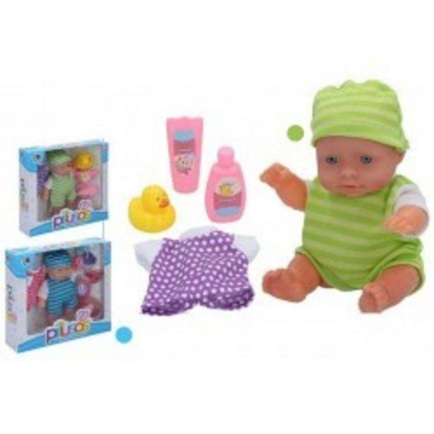 Oferta de  Set accesorios bebé Pitusos 20 cm...  por 5,99€