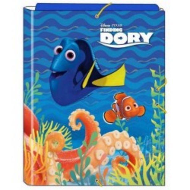 Oferta de  Carpeta folio 3 solapas Dory (safta)  por 2,99€