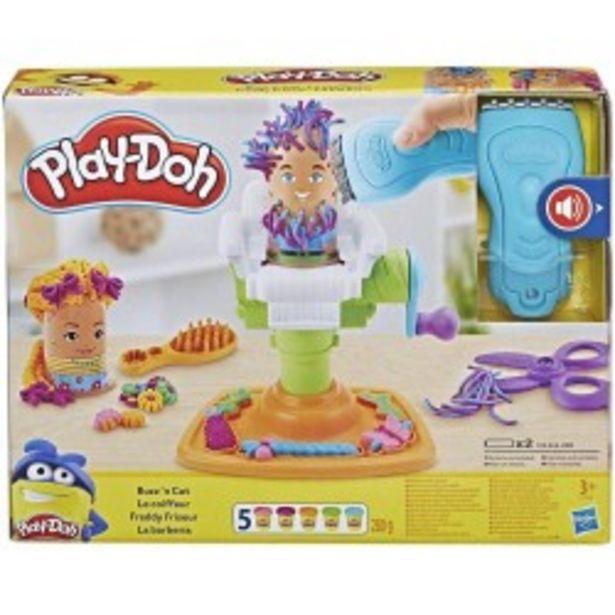 Oferta de  Play-Doh la barbería hasbro (E2930EU6)  por 17€