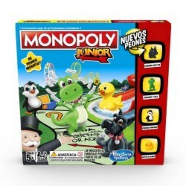 Oferta de  Monopoly Junior hasbro (A69847930)  por 19,5€