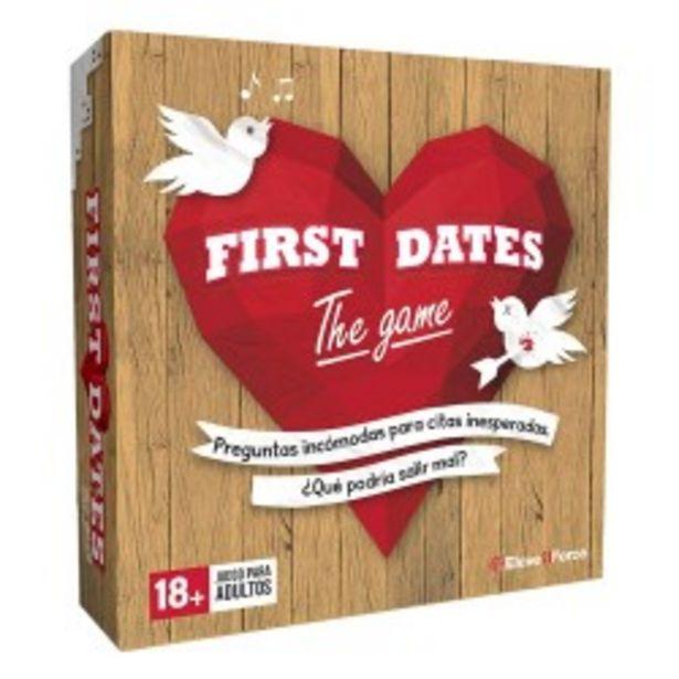 Oferta de  First Dates - The Game  por 24,95€