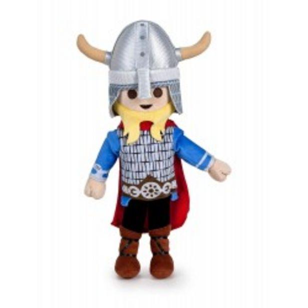 Oferta de  Peluche Vikingo 30cm - Playmobil  por 7,99€