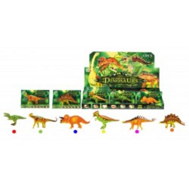 Oferta de  Dinosaurios 13 cm josbertoys (266)  por 2,99€