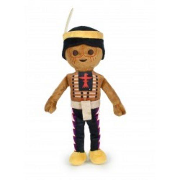 Oferta de  Peluche Indio 30cm - Playmobil  por 7,99€
