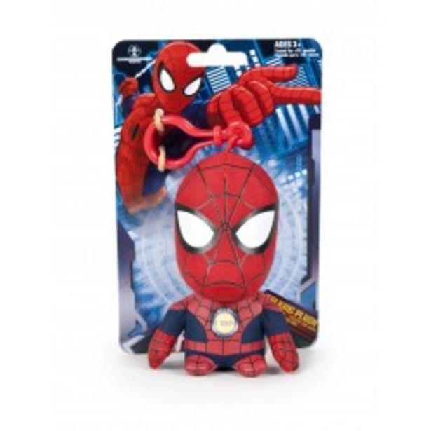 Oferta de  Peluche/llavero Marvel 11cm sonidos -...  por 7,99€