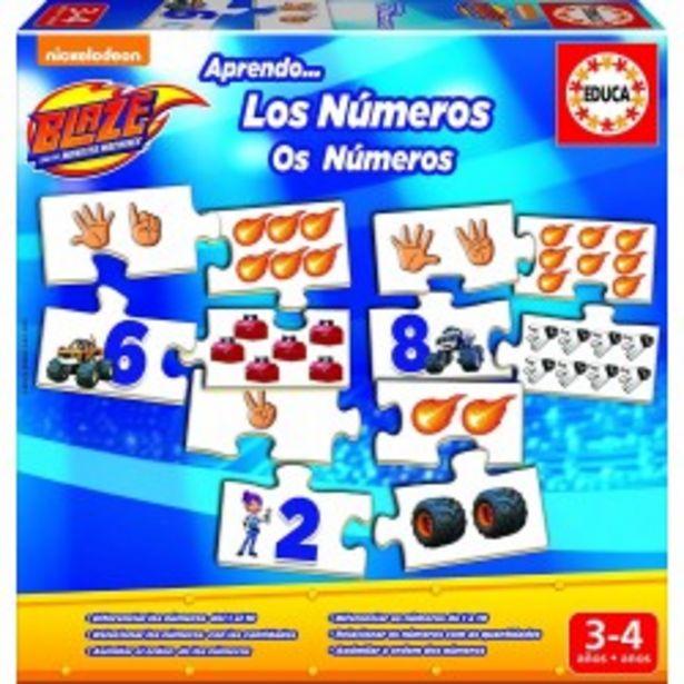 Oferta de  Blaze Aprendo los números educa (16992)  por 3,99€
