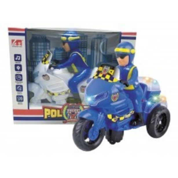 Oferta de  Moto policía josbertoys (340)  por 9,99€