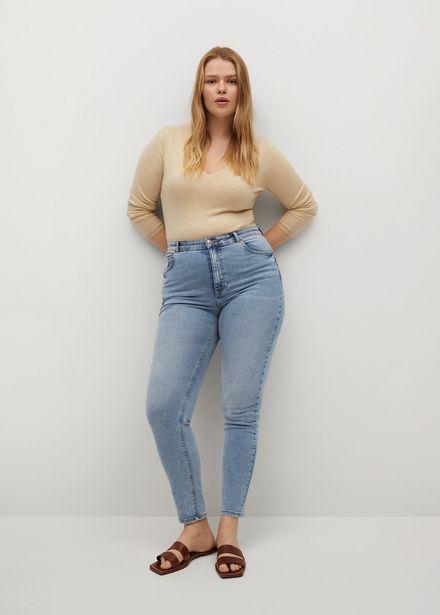 Oferta de Jeans super slim Lorena por 19,99€