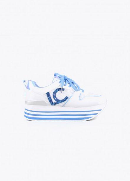 Oferta de Sneakers bicolores LC por 35,95€