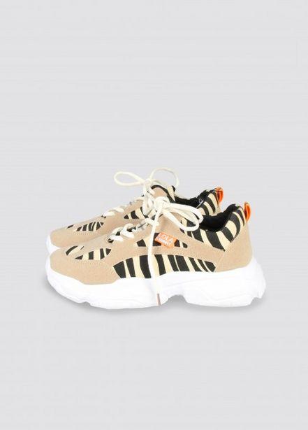 Oferta de Sneaker estampado tigre por 34,95€