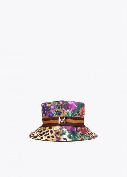 Oferta de Sombrero en estampado por 49,95€