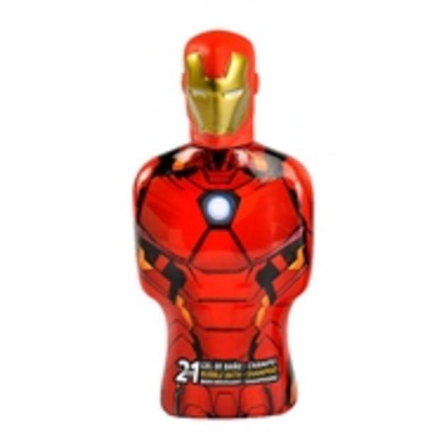 Oferta de Avengers Gel de Baño por 3,5€