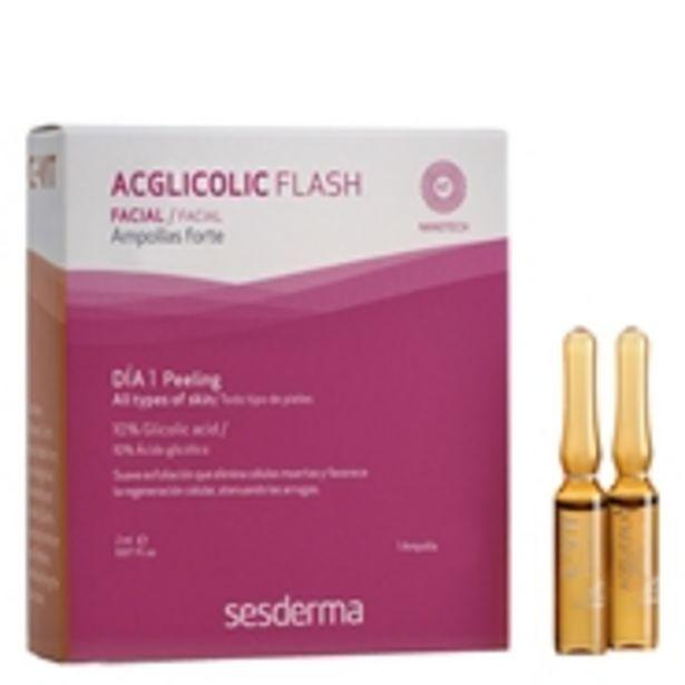 Oferta de Acglicolic Flash Ampolla Forte por 4,95€