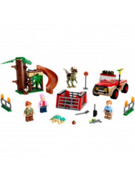 Oferta de LEGO JURASSIC WORLD: HUIDA DEL DINOSAURIO STYGIMOLOCH por 49,9€