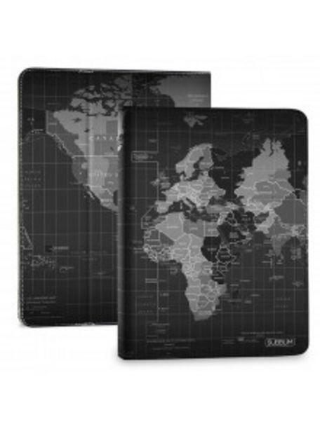 Oferta de FUNDA SUBBLIM UNIVERSAL TRENDY CASE WORLD MAP DE 25,6CM (10,1'') SUB-CUT-4TC009 por 16,9€