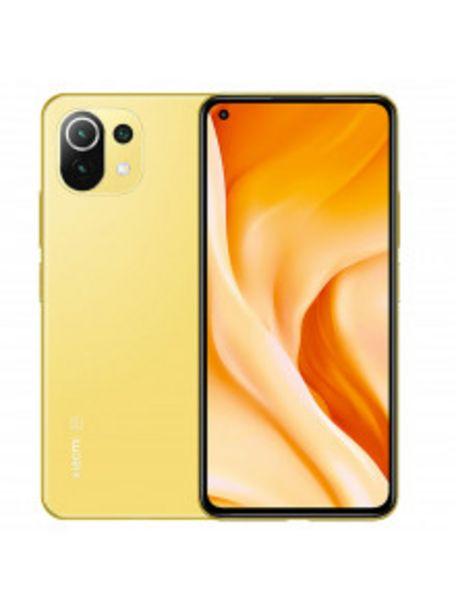 Oferta de TELÉFONO XIAOMI MI 11 LITE 5G DE 16,6CM (6,55'') AMARILLO CÍTRICO 8GB - 128GB por 349€