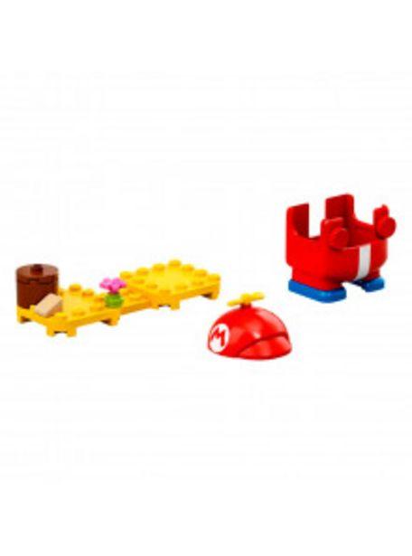 Oferta de LEGO SUPER MARIO PACK POTENCIADOR: MARIO HELICÓPTERO por 12,9€