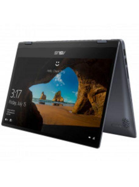Oferta de PORTÁTIL ASUS VIVOBOOK FLIP 14 DE 35,6CM (14'') TP412FA-EC707T 90NB0N31-M16780 i5 - 8GB - 512GB SSD por 749€