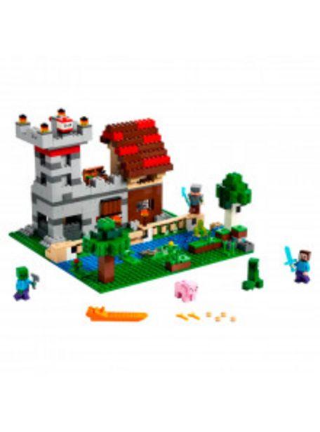 Oferta de LEGO MINECRAFT: CAJA MODULAR 3.0 por 99,9€